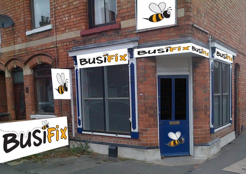 BusiFix new shop