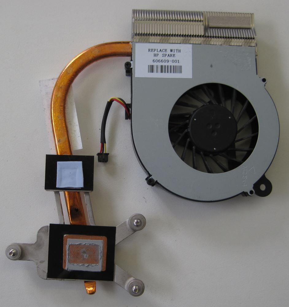 How To Fix System Fan 90b Error On A Hp Compaq Presario